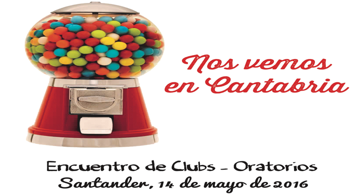 cartel encuentro clubs